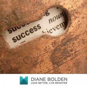 an outline of a key for success that indicates frustration to fruition