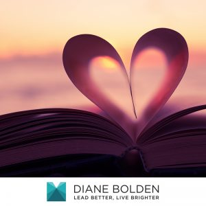 pages of a book that forms the shape of a heart to indicate miracles in disguise