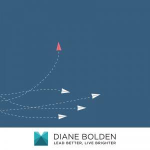 Executive Leadership and Development Coach Diane Bolden.